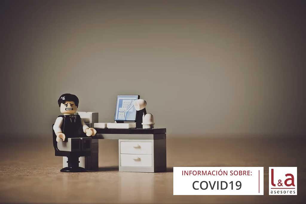 """¿Puedo despedir a trabajadores por causas vinculadas a la crisis que sufre mi empresa como consecuencia del """"COVID-19""""?"""