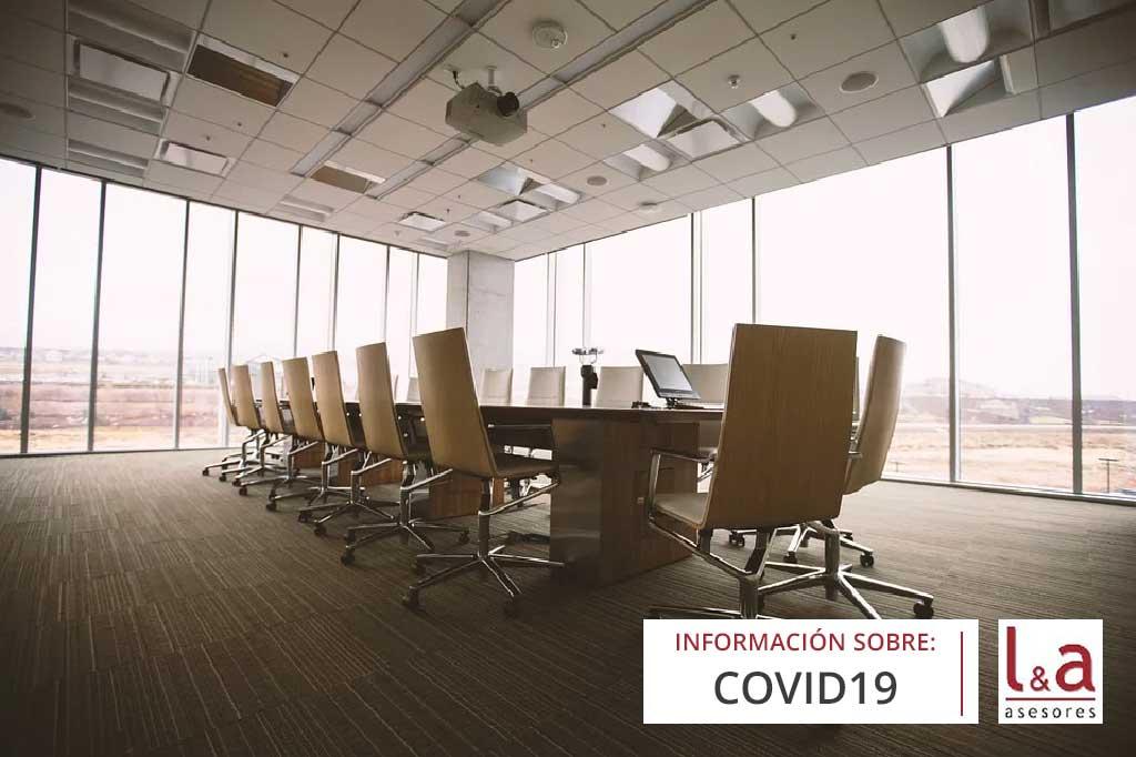 ¿Con la situación provocada por el COVID-19 tengo obligación de realizar Junta General de la Sociedad para aprobación de cuentas antes del 30 de junio?
