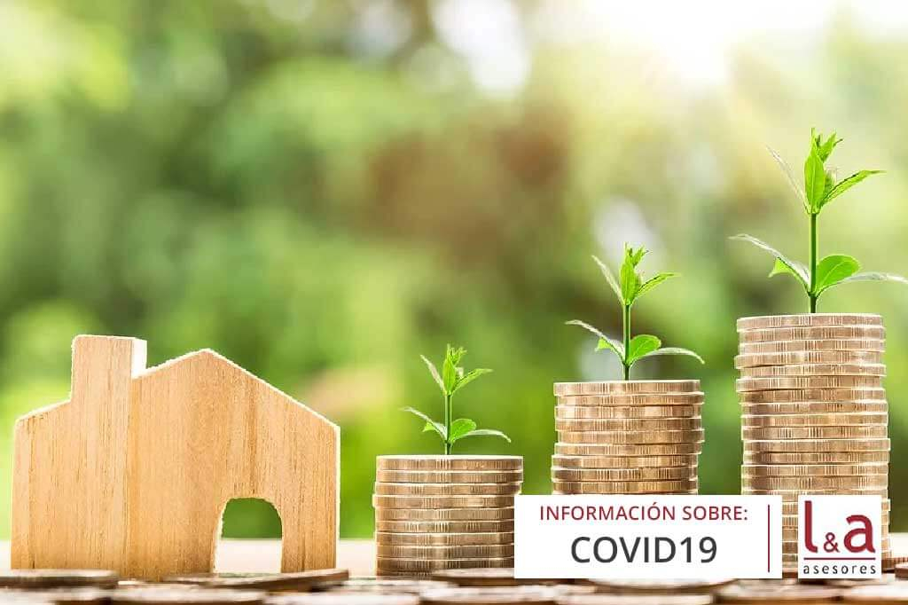 Moratoria de prestamos y créditos hipotecarios y no hipotecarios