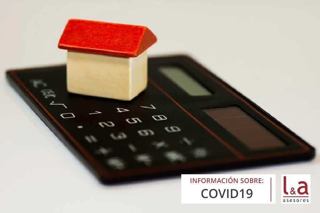 Moratorias de alquileres de vivienda habitual