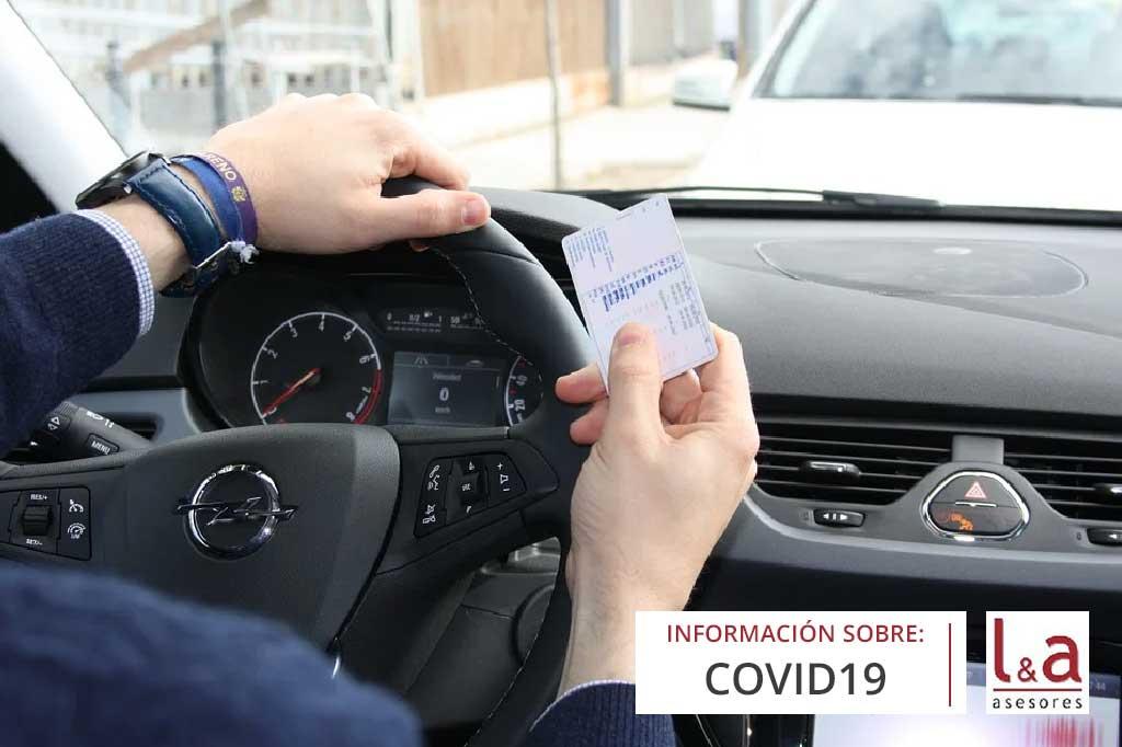 ¡ÚLTIMA HORA COVID-19! Prórroga del Estado de Alarma y finalización de los permisos retribuidos