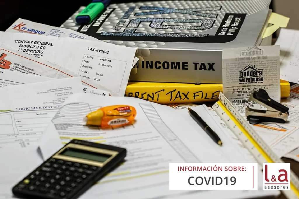 El Gobierno concede un margen extra de un mes para la presentación e ingreso de impuestos correspondientes al primer trimestre