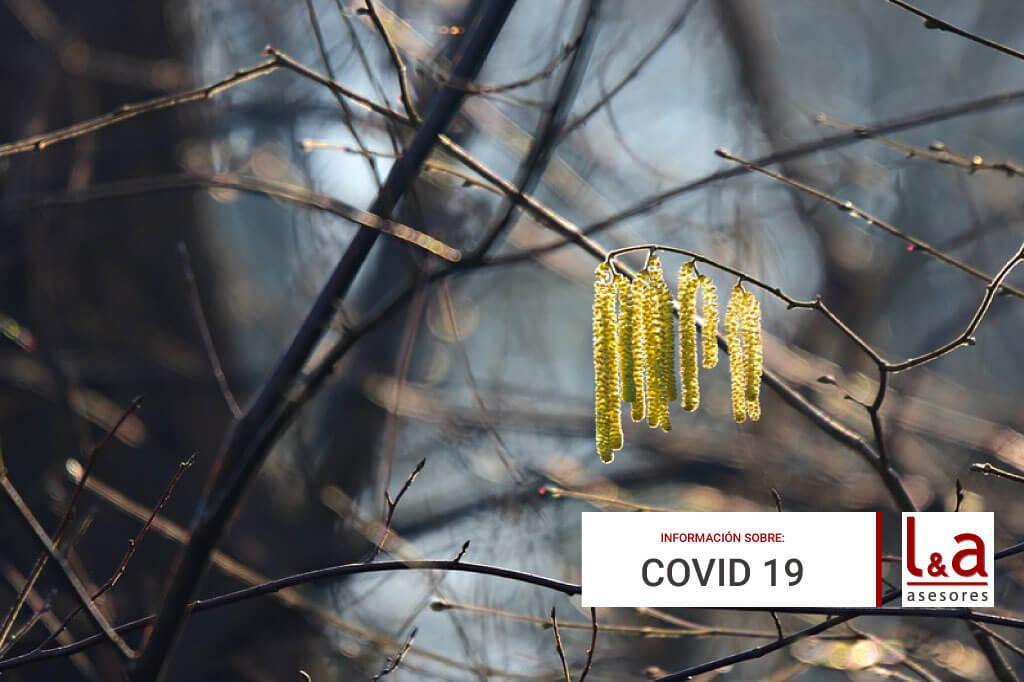 Resumen medidas extraordinarias Extremadura COVID a partir del 6 de febrero