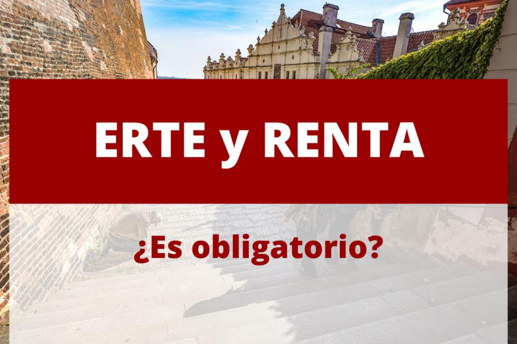 ¿Hay que realizar la declaración de la renta cuando se ha estado o se está en ERTE?