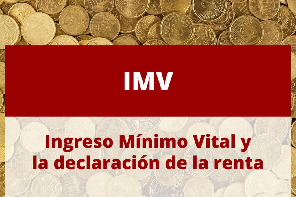 Ingreso mínimo vital y la declaración de la renta